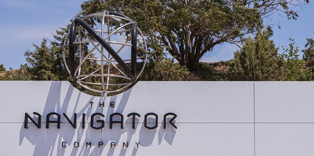 Fachada logo Navigator
