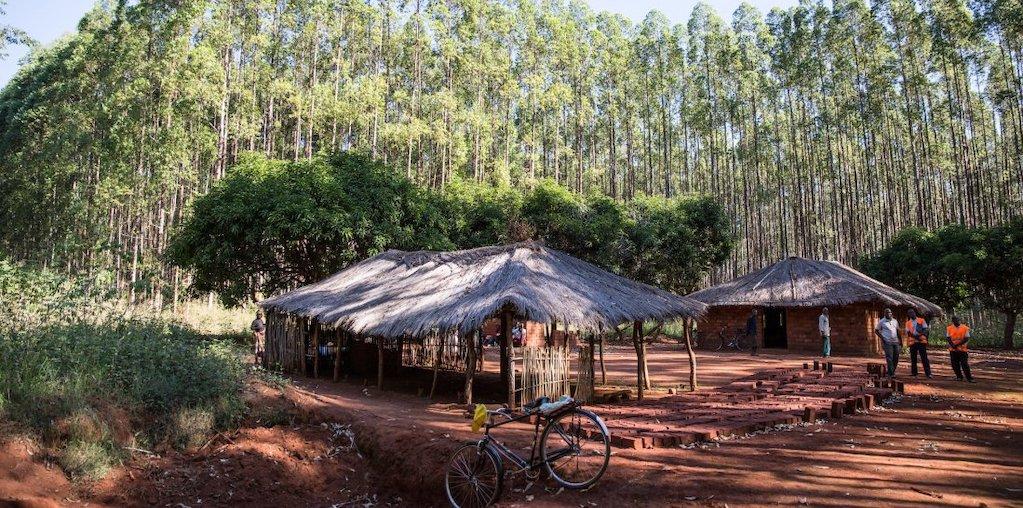 Cabana e moçambique